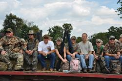 Click to view album: 2014 Dove Hunt