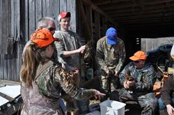 Click to view album: 2015 Pheasant Hunt