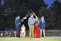 Click to view album: 2016 Homecoming Representatives
